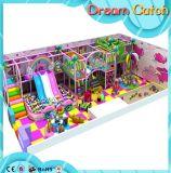 Campo de Jogos Interno do Tema Macio Plástico Comercial Novo dos Miúdos