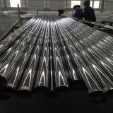 La fabbrica fornisce 201 tubi e tubo della decorazione della saldatura dell'acciaio inossidabile