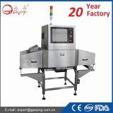 Máquina de inspección de rayos X para granel