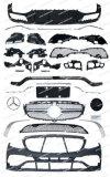W213 de Omzetting Bodykit, Bodykit van de Facelift voor W213 de Nieuwe Verbetering van de Klasse van E aan E63 Amg