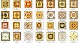 Belles tuiles dorées de tapis avec 1200X1800mm (BDJ60428)