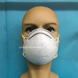 La máscara de seguridad de carbón activo para uso industrial
