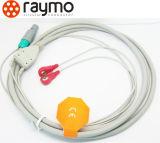 Conector de plug Redel Pag com montagem de cabo para equipamento médico
