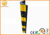 Protezione riflettente di parcheggio dell'automobile della protezione d'angolo della parete di parcheggio di EVA di angolo rotondo