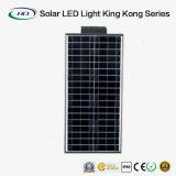 serie solar de King Kong de la luz de calle 50W con teledirigido