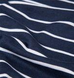 Тенниска хлопка людей светотеневая Striped