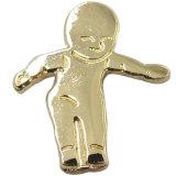 Custom Metal Souvenir Cloth Decoração Lapel Pin (w-247)