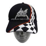Изготовленный на заказ вышивка покрывает бейсбольные кепки крышки Snapback шлема крышек хлопка Burshed выдвиженческие