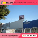 Publicidad de publicidad al aire libre P10 LED Display in USA