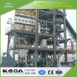 La pressione bassa Trascinare-Scorre gassificatore del carbone