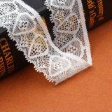 Tela del cordón de la materia textil de la muestra libre para los juegos al por mayor de las mujeres