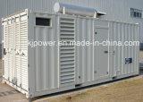 тип тепловозный генератор контейнера 750kVA-1500kVA с Чумминс Енгине