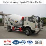 5cbm Foton Forland 4X2 Camião betoneira