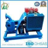 Estação de bomba de escorvamento automático do motor Diesel para a pulverização agricultural