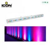 IP65 세륨을%s 가진 최신 판매 LED 벽 세탁기 빛