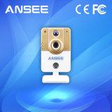 Câmera de rede de WiFi da câmera do IP do cubo de Ax-203 720p com anfitrião Home esperto do sensor de PIR