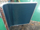 공기에 의하여 냉각되는 동관 탄미익 유형 냉장 장치 열교환기