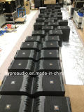 Gekennzeichnete Produkte V25 verdoppeln eine 15 Zoll-Zeile Reihen-Lautsprecher