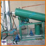標準ディーゼル燃料オイルへの不用なオイルの処置機械