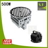 Iluminación de proyección exterior LED de 500W