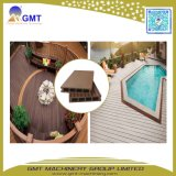 Le WPC plastique PVC+PP carte composite de bois deck Garden-Floor Ligne de Production