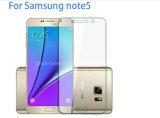 De hete Beschermer Van uitstekende kwaliteit van het Scherm van het Glas van de Verkoop 2.5D Japan Aangemaakte met Explosiebestendige 9h voor de Melkweg Note5 van Samsung