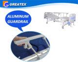 의 밑에 침대 선반을%s 가진 최신 작풍 조정가능한 뒤 수동 참을성 있는 침대