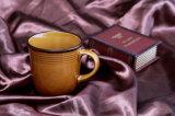 형식 주문을 받아서 만들어지는 세라믹 커피잔