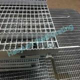 建築材料として使用される特別な鋼鉄格子