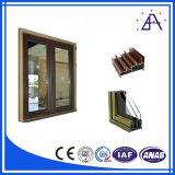 Portes et fenêtres haut de gamme en alliage d'aluminium et fenêtres (AF-233)