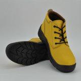 Zapatos de seguridad de acero del trabajo de la punta de Chile Ufb057