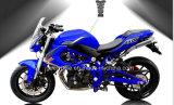 Geelyの通りのモーターバイクのEfiのイタリア様式(JM400-2)