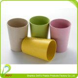 Prodotti di plastica fatti dalla tazza di plastica degradabile della paglia del frumento