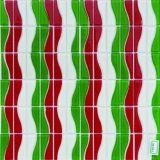 Het kleurrijke Mozaïek van het Kristal van het Glas voor Pool