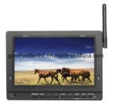 Não há tela azul 16: 9 Monitor de vídeo de 7 polegadas para estação terrestre