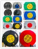 플라스틱 휴대용 소형 케이블 권선, 손잡이 케이블 권선, 케이블 상자, Kabel 상자, 연장 전기줄, 프랑스 유형, 폴란드 소켓, 플러그 H05V