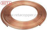 R410A Tubo de cobre de aire acondicionado y tubo de cobre de refrigerante