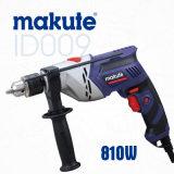 Электрический сверлильный аппарат машины электрического сверлильного аппарата руки Makute 850W (ID009)