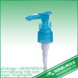Pompa della lozione dell'interruttore della plastica 24/410 di Alumnium dell'oro per sciampo