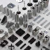 Kundenspezifisches spezielles industrielles Aluminiumstrangpresßling-Profil
