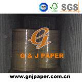 Haut de page de test de qualité du papier en rouleau de chemise de stock pour le commerce de gros