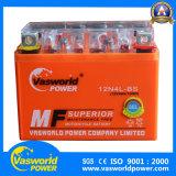 La fábrica se gelifica directo la batería 4ah 12V del motor