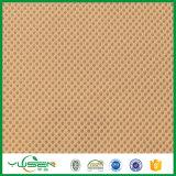 Tessuto 100% di maglia del poliestere 3*1 per il tessuto del rivestimento degli abiti sportivi