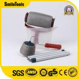 Balai de rouleau de peinture de traitement de ménage de Pintar Facil long
