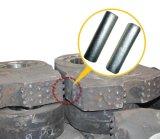 für Zerkleinerungsmaschine-Teile geklebtes Stahltic Rod