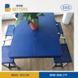 나머지를 위한 공원 비치용 의자 테이블