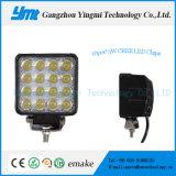 Luzes do trabalho do diodo emissor de luz do preço de fábrica 1600lm 48W com Ce RoHS