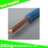 Fio elétrico de cobre da BV com bainha de PVC