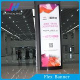 Material de publicidade PVC Backlit Flex Banner (610GSM)