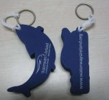 Customer Design Eva Foam Keychain